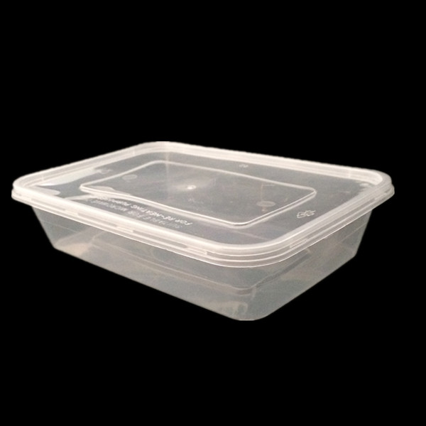 Plastic (PP) Food Container