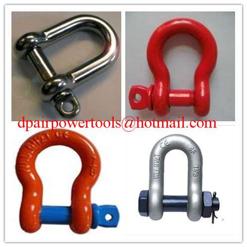 Shake-proof shackle&Heavy shackle,Roller Shackle