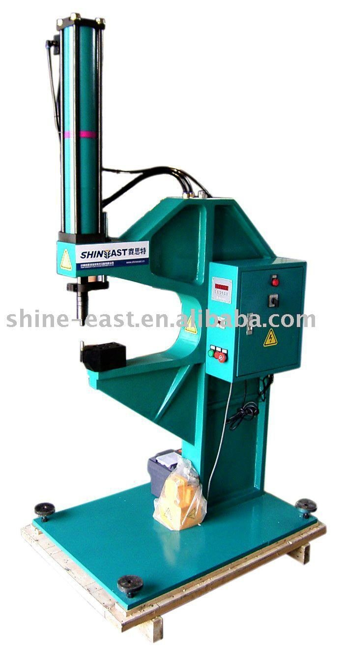 APP08 floor punching machine