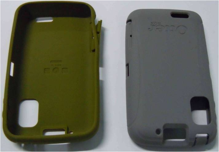 rubber case