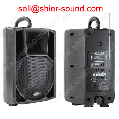 portable public address system AK8-04