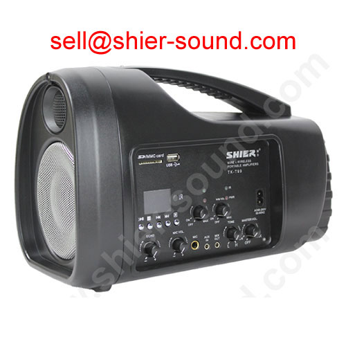 mini digital PA system sound maker set small TK-T99