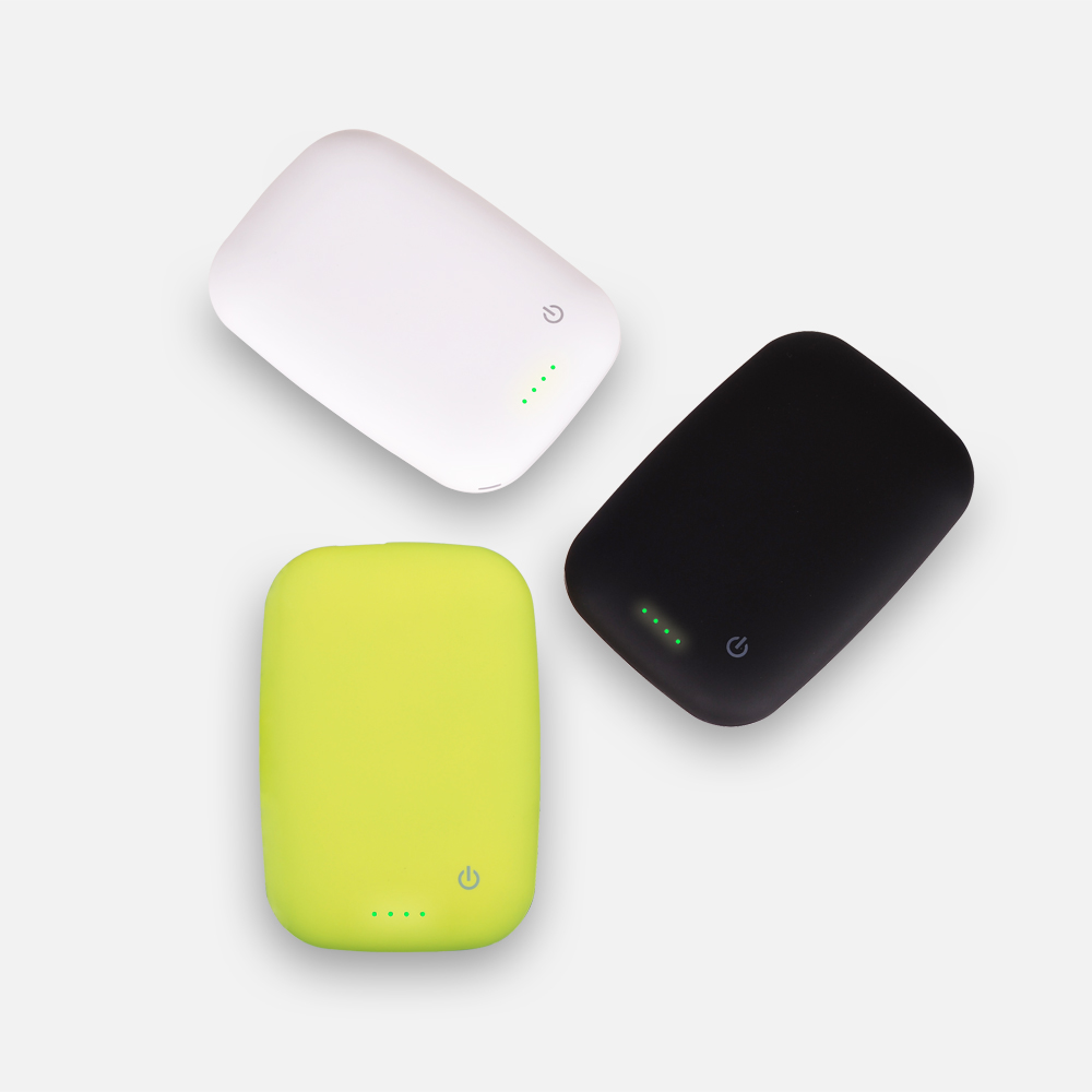 power bank&wireless charger