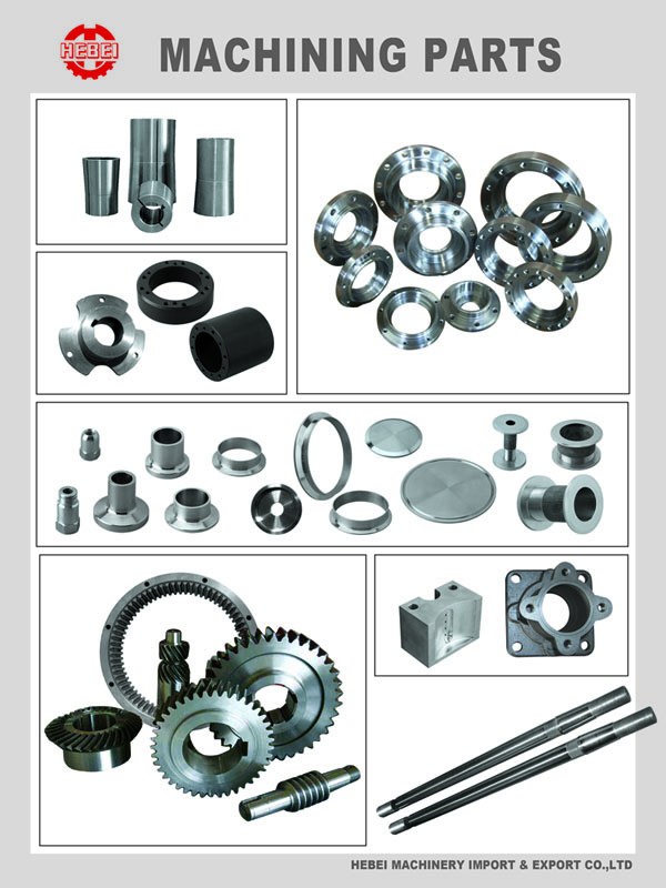 Mechanical spare parts