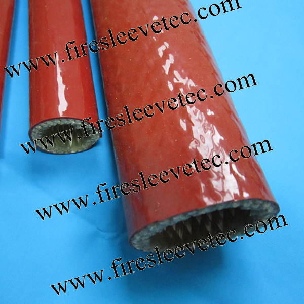 Fire protective sleeve