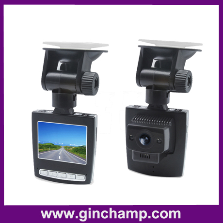 HD1080P infrared car black box/auto dashcam