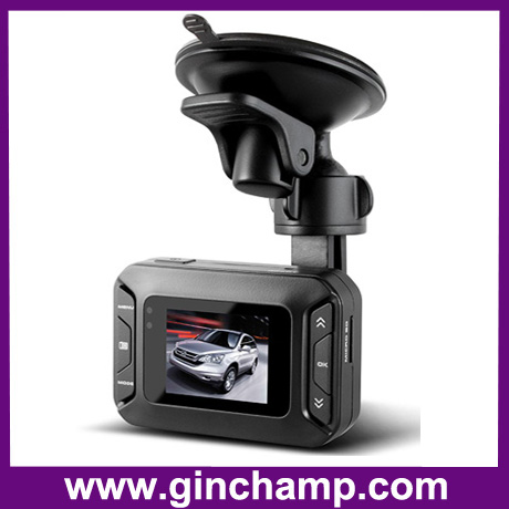 HD1080P H.264 g-sensor vehicle dvr camera