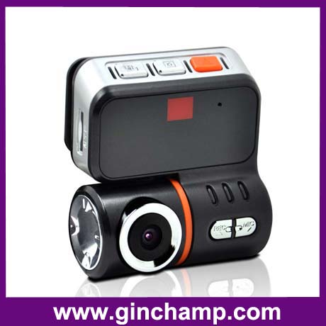 no screen remote control car dvr/dash cam
