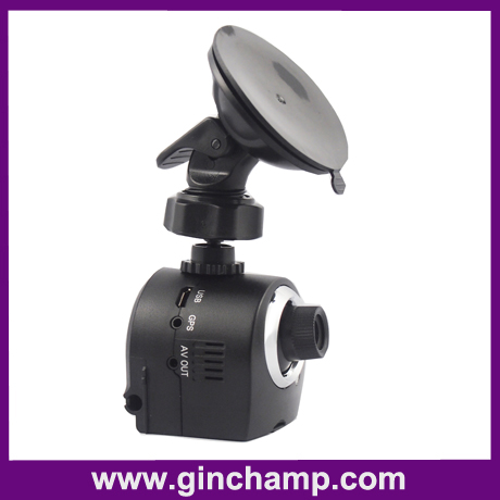 HD1080P gps tracking car dvr recorder
