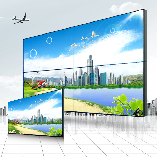 SAMSUNG / LG 40 Ultra-slim Bezel LCD HD 1920x1080 Industrial Video Wall