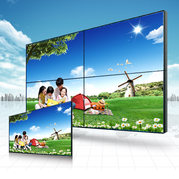 SAMSUNG / LG 46 6.7mm DID Ultra-slim Bezel LCD Seamless LCD Video Display Wall