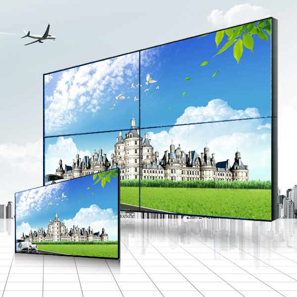 LG / SAMSUNG DID 42 LED / LCD Advertising Video Display Screen TV Wall LCD splicing wall
