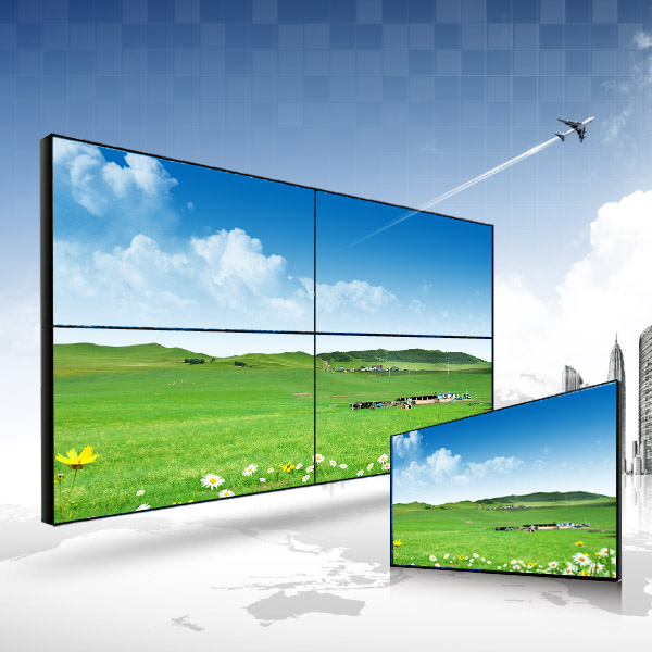 LG / SAMSUNG DID 42  800 cd/m2 LED / LCD Advertising Video Display Screen TV Wall LCD splicing wall