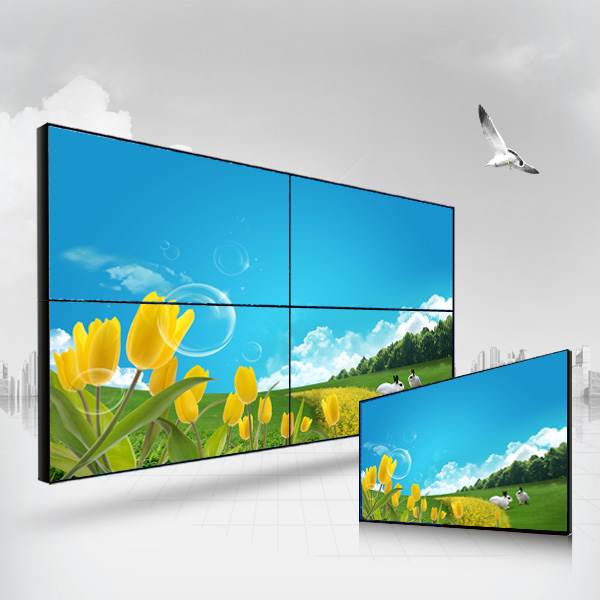 LG / SAMSUNG 700cd/M2 DID 47 LED / LCD Advertising Video Display Screen TV Wall LCD splicing wall