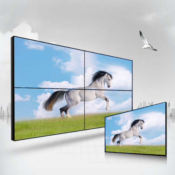 LG / SAMSUNG 500cd/M2 DID 55 LED / LCD Advertising Video Display Screen TV Wall LCD splicing wall