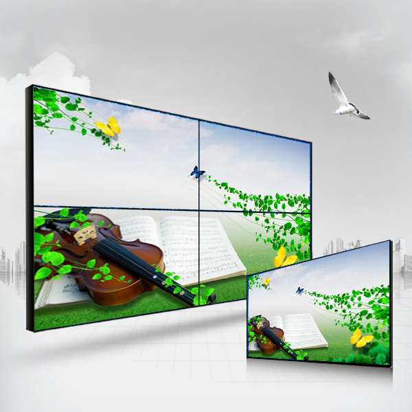 LG / SAMSUNG 800cd/M2 DID 55 LED / LCD Advertising Video Display Screen TV Wall LCD splicing wall