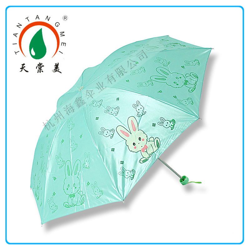 Child Cartoon Umbrella