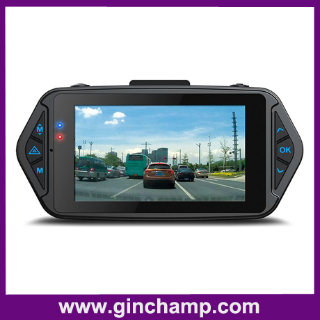Ambarella A2S60 GPS tracking HD1080P car dvr recorder