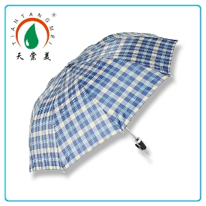 Cheapest 2 Folded Umbrella Supplier