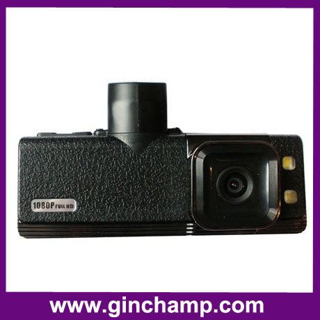 HD g-sensor dashcam