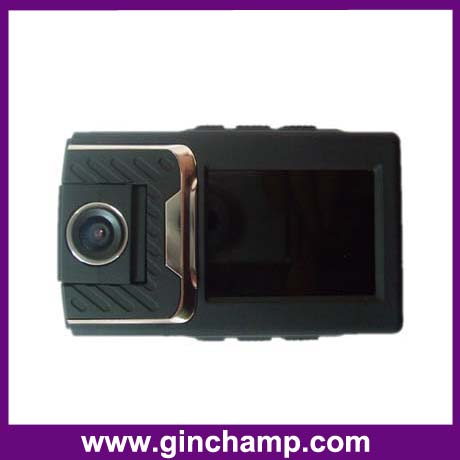 Ambarella infrared 1080P Vehicle dvr camera with gps