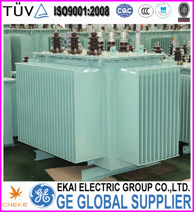 SH15-M Oil Type Amorphous Alloy Power Transformer