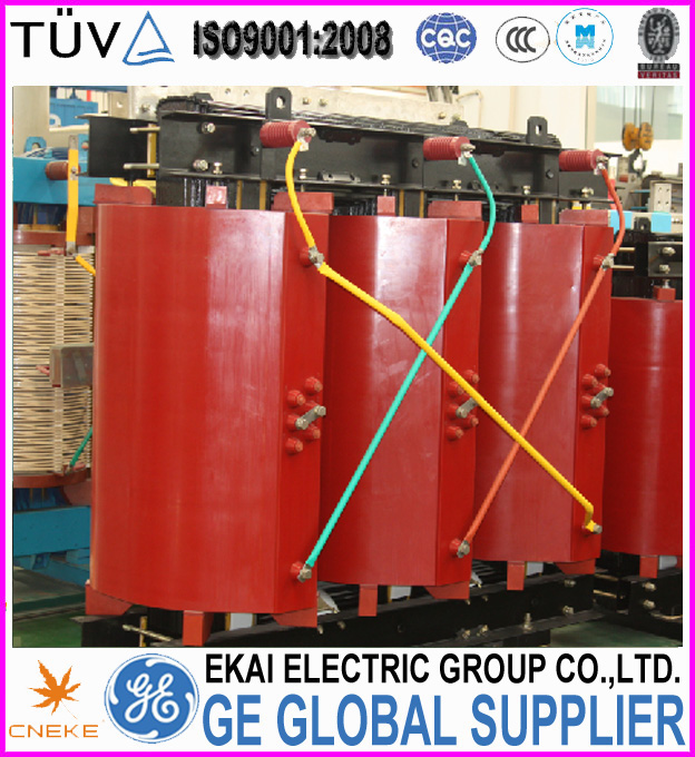 SC(B) Series of class resin insulation dry type transformer