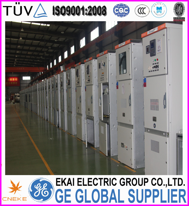 10KV low resistance earthing transformer complete set cabinet