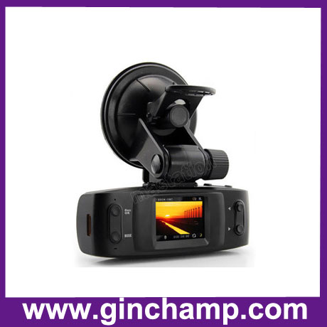 720P g-sensor auto car dash camera GS1000