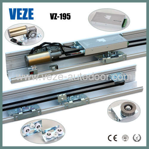 Automatic sliding door operators