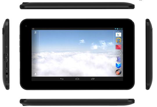 tablet pc with DVB-T2