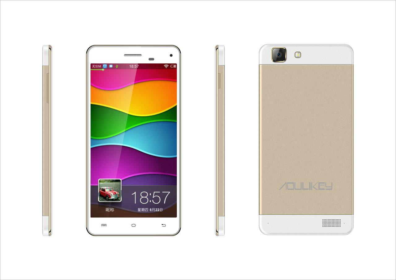 L&Y DVB-T2 5inch 3G smart phone with dual sim dual standby,included quad core android 4.2 OS!
