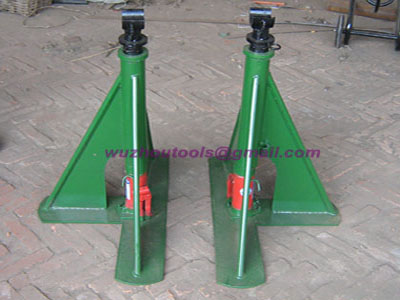 Hydraulic Cable Jack Set,Cable Drum Jacks,with 3 digit cou