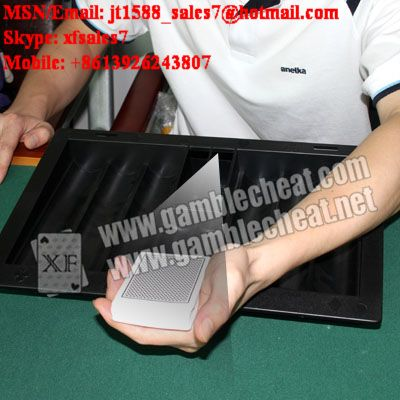 new chip tray handheld camera for iPhone poker analyzer