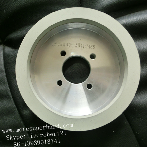 Vitrified bond diamond cup abrasive wheel robert@moresuperhard.com