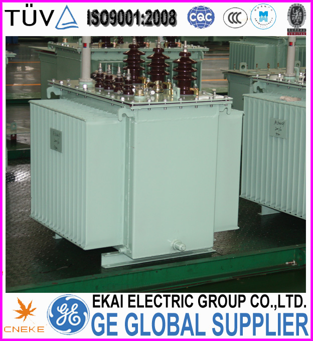 oil type variable power transformers