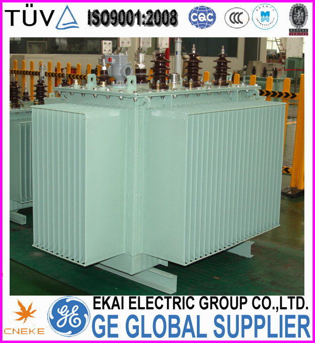 500kva waterproof oil-immersed transformer