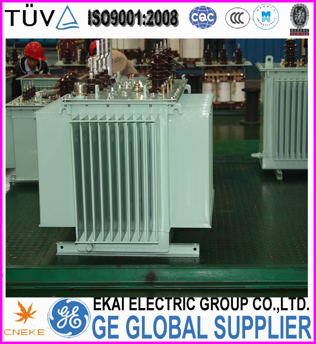 100 kva oil-immersed power transformer