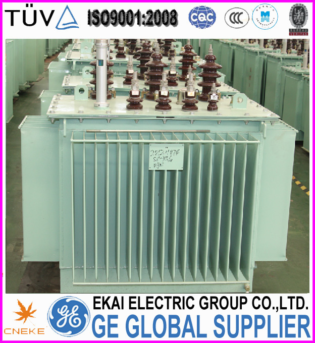 6.3kv high quality oil immersed power transformers