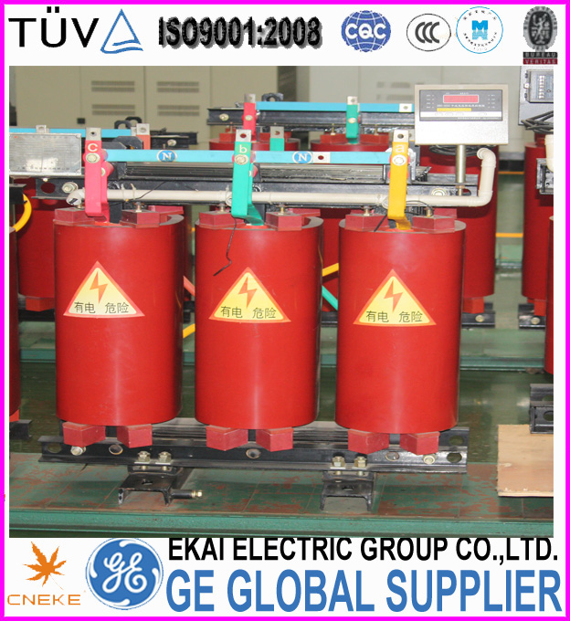 10.5kv dry distribution transformers