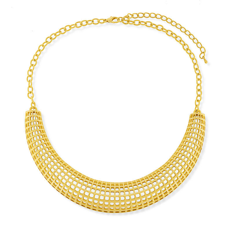 New fashion gold chain necklace collar