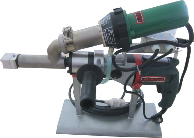 Hand held Plastic extrusion Welding machine