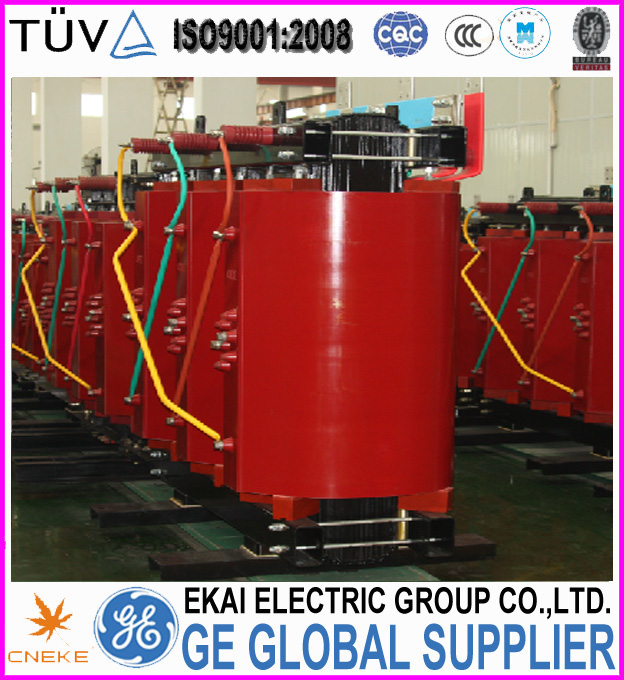 2500 kva SCB10 insulation dry transformer