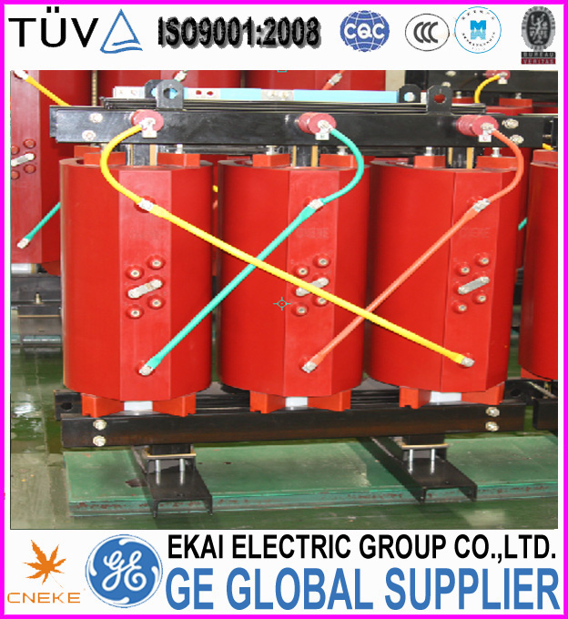 1600 kva SCB10 insulation dry transformer