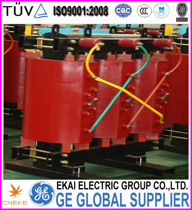1250 kva SCB10 insulation dry transformer