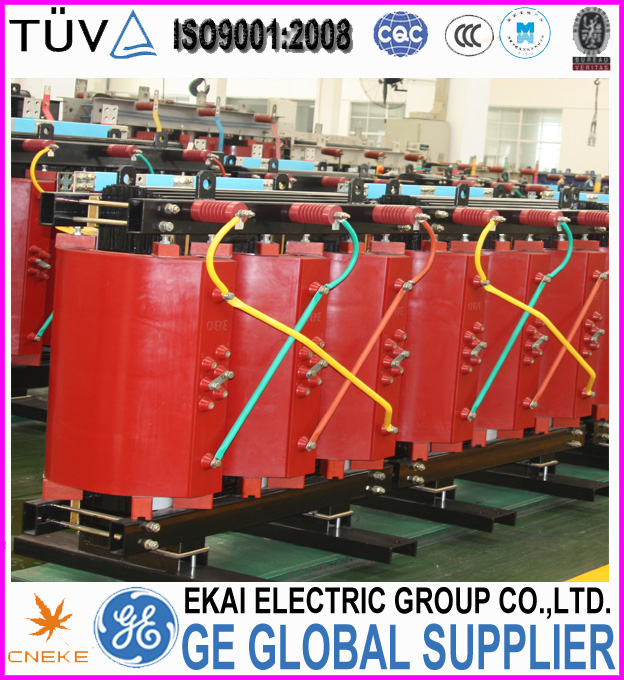 500 kva SCB10 insulation dry transformer