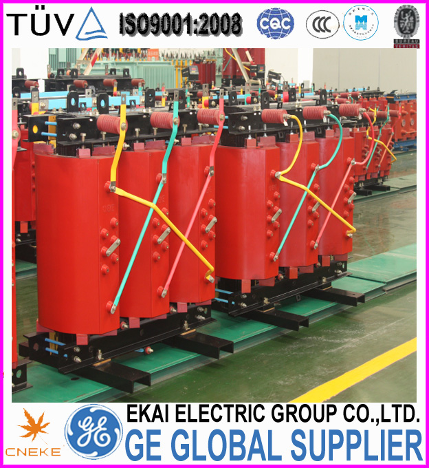 100 kva SCB10 insulation dry transformer