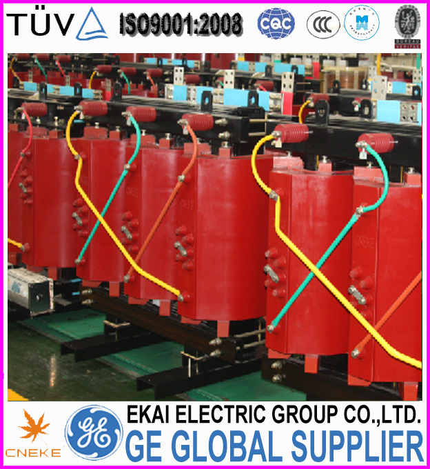 50 kva SCB10 insulation dry transformer