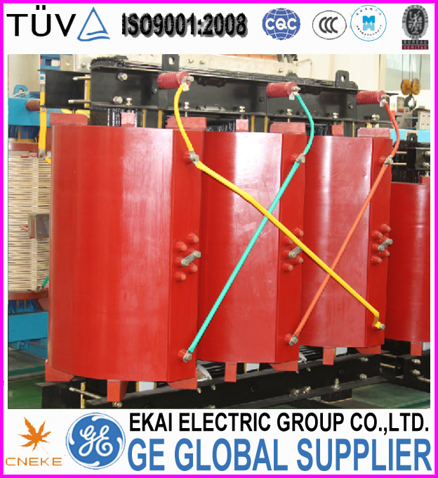 three phase SCB10 Cast Resin Transformers