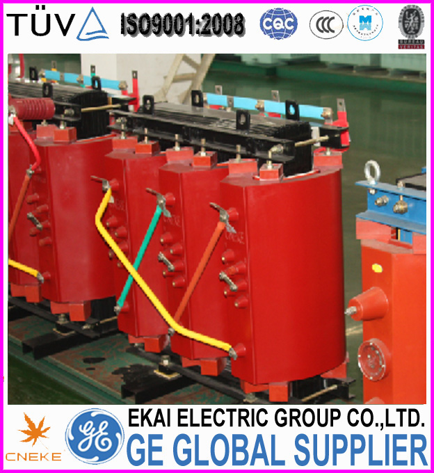 2500 kva SCB10 Cast Resin Transformers